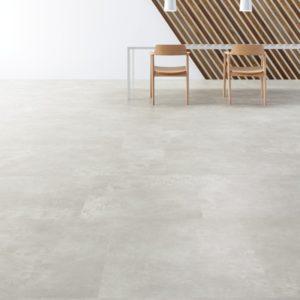 light concrete spc tiles