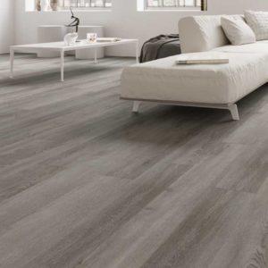 True grey spc flooring from hillswood