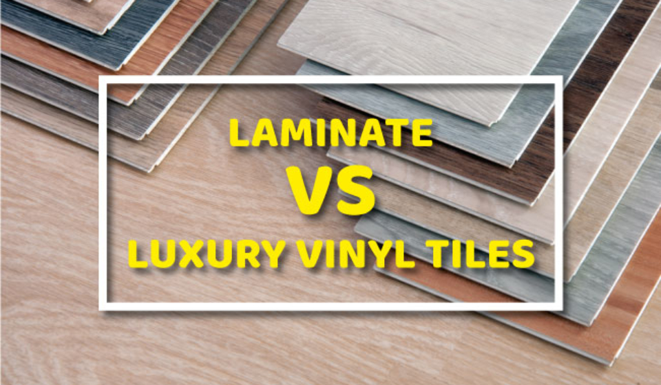 laminate vs luxury vinyl tiles