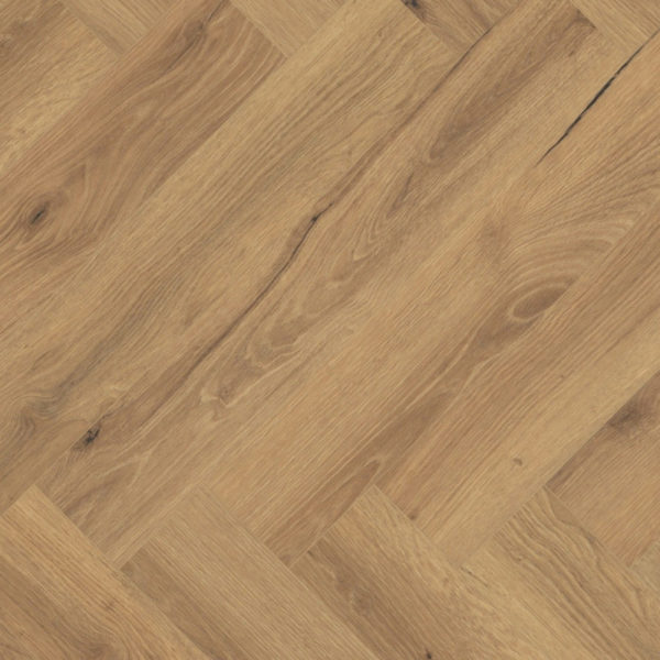 Cream Oak Herringbone