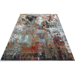 art hand knotted rug