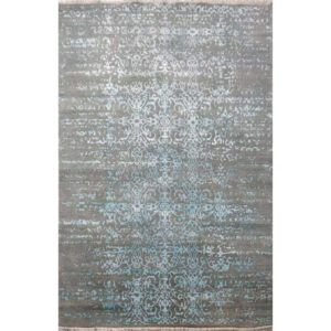 astral hand knotted rug