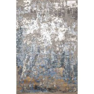 cosmos hand knotted rug