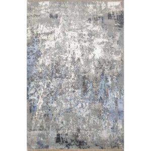 creative hand knotted rug