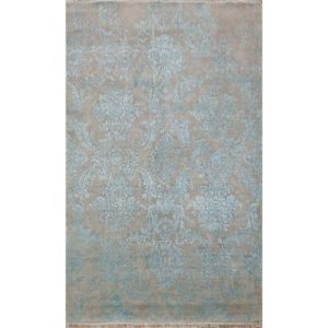 galactic hand knotted rug